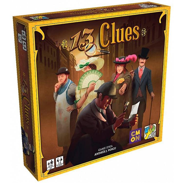 13 Clues image
