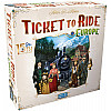 Ticket to Ride Europe:15th Anniversary Edition
