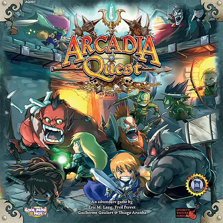 Arcadia Quest: Core Game image