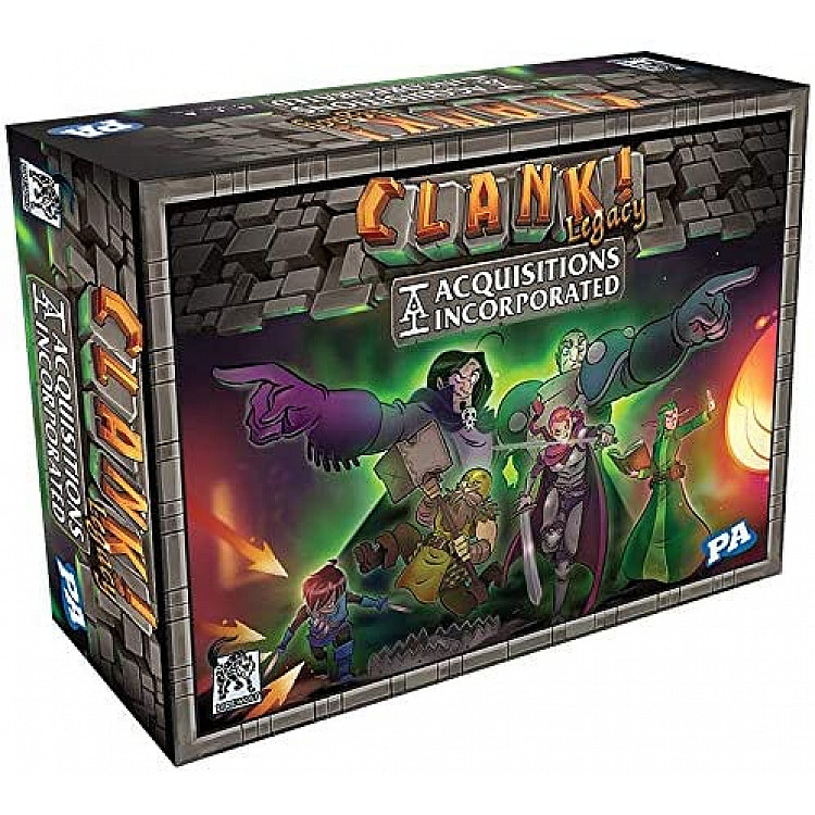 Clank! Legacy Acquisitions Incorporated image
