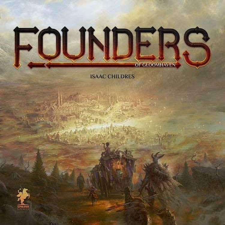 Founders of Gloomhaven image